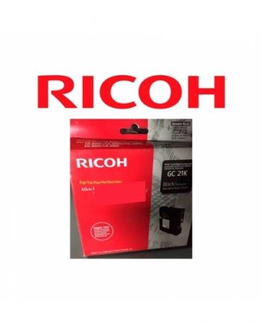 RICOH ORIG. GXE5550N/GXe7700N Cartucho Negro GC31KH