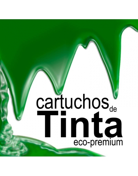 TINTA ECO-PREMIUM OLIVETTI FAX LAB 610 / FJ 63 BLACK (13 ML)