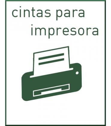 cintas para impresora