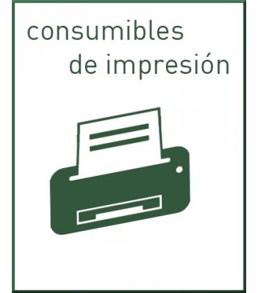 consumibles de impresión