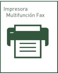 Impresoras-Multifunción-Fax