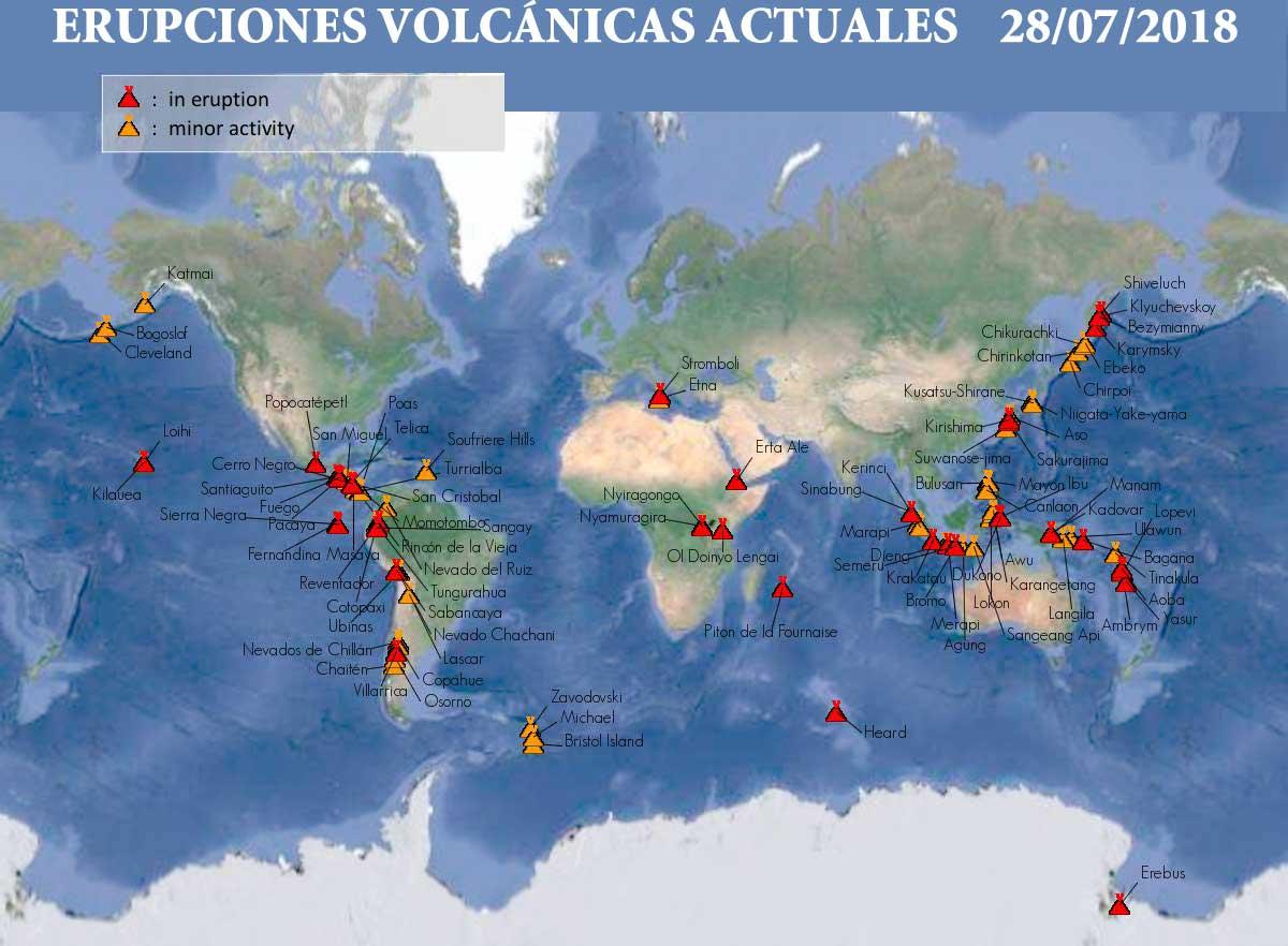 volcanes, tiene algo que ver como nos comportamos con el medio ambiente?
